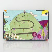 Summer's day iPad Case
