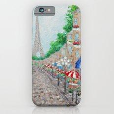 Paris On My Mind iPhone 6 Slim Case
