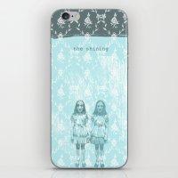 The Shining iPhone & iPod Skin