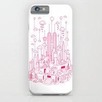 Kuala Lumpur (Red Ver.) iPhone 6 Slim Case