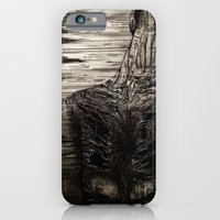 iPhone Cases featuring Torn Up by Stephanie Henry