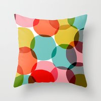 Bon Bon Throw Pillow