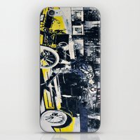 FML Taxi iPhone & iPod Skin