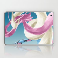 Pocket monster - Milotic the Water Snake Laptop & iPad Skin