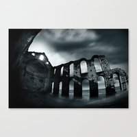 forgotten gods Canvas Print