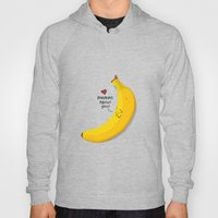 Bananas About You Hoody