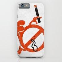 Smoke Break iPhone 6 Slim Case