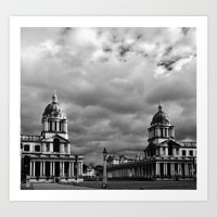 Greenwich Maritime Museu… Art Print