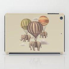 Flight of the Elephants  iPad Case