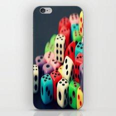 Dice iPhone & iPod Skin