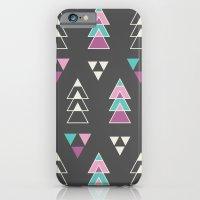 Mystic Triangles iPhone 6 Slim Case