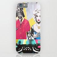 vader vs madona  iPhone 6 Slim Case