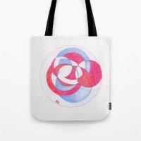 Cirque-cle #1 Tote Bag