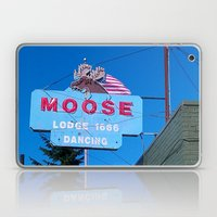 A Moose is a Moose Laptop & iPad Skin