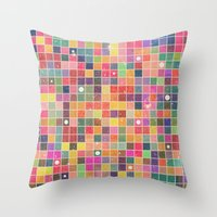 POD Throw Pillow