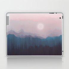 Pink Fog Laptop & iPad Skin