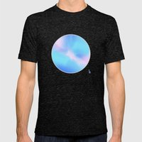 Stardust Mens Fitted Tee Tri-Black SMALL