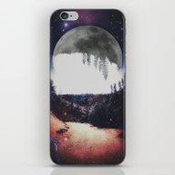 Night Hike iPhone & iPod Skin
