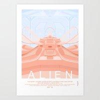 Alien '79 Art Print