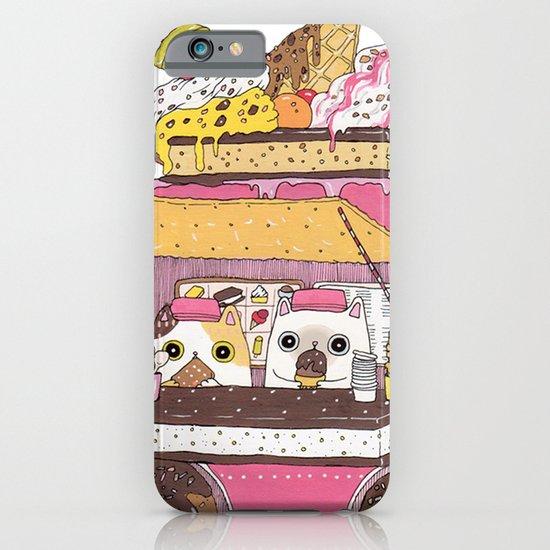 IceCream Truck iPhone & iPod Case