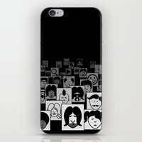 SF Guess Who? iPhone & iPod Skin