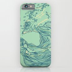 Ocean Breath iPhone 6 Slim Case