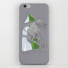 Cruisin' Walker iPhone & iPod Skin