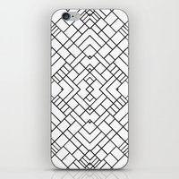 PS Grid 45 iPhone & iPod Skin