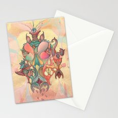 The Fountain of Originality Stationery Cards
