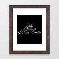 MVOTC Framed Art Print