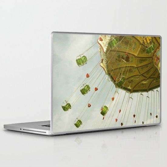 all the fun of the fair ...  Laptop & iPad Skin