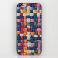 woven iPhone & iPod Skin