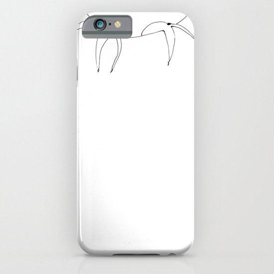 I'm not a machine iPhone & iPod Case