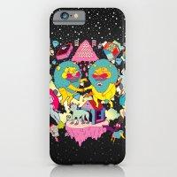iPhone & iPod Case featuring celebración by ALVAREZ
