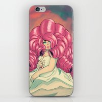 Rose Quartz iPhone & iPod Skin