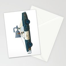 The Blues Brothers Bluesmobile 3/3 Stationery Cards