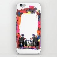 MIRROR// iPhone & iPod Skin