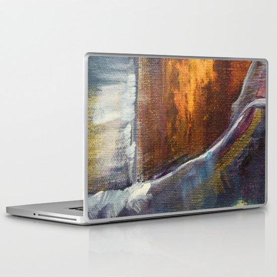 Stormy Sea 1 Laptop & iPad Skin