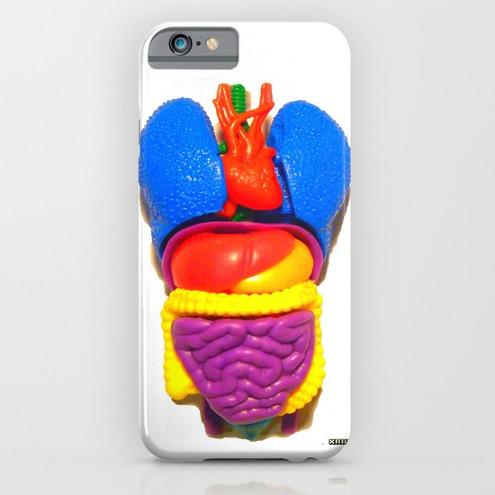 """PLASTIC ANATOMY"" ...shirt/ iphone case iPhone & iPod Case"