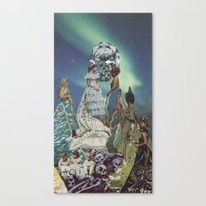 AlcheMiss USA Canvas Print