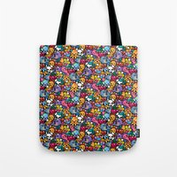 Sea pattern 02 Tote Bag