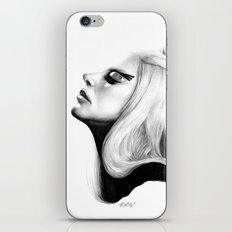 Mirrored Compassion iPhone & iPod Skin