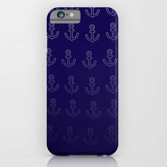 Anchors Aweigh! iPhone & iPod Case