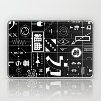 Electric Power Suite In … Laptop & iPad Skin