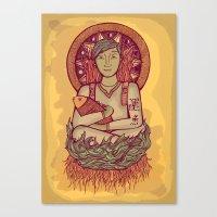 Ebisu Canvas Print