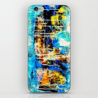 In and Out of the Blue iPhone & iPod Skin