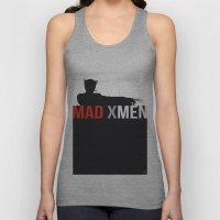 MAD X MEN Unisex Tank Top