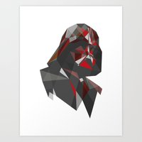 Dark Lord (variant) Art Print