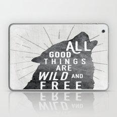 All Good Things... Laptop & iPad Skin