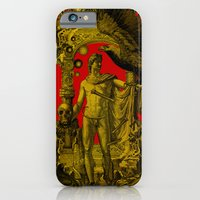 iPhone Cases featuring IMPERIUM III by DIVIDUS